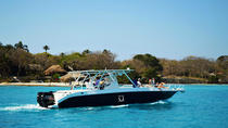 Private Rosario Islands and Baru Day Trip on a 28ft Boat, Cartagena, Private Day Trips