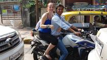 Half-Day Motor Bike Tour of Mumbai, Mumbai, Vespa, Scooter & Moped Tours