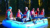River Rafting in Alaska Wilderness , Fairbanks, White Water Rafting