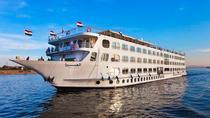 From HRG 3 Nights Nile Cruise Luxor to Aswan, Hurghada, Multi-day Cruises