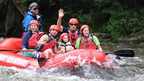 Lower Pigeon River Rafting Trip, Great-Smoky-Mountains-Nationalpark