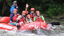 Tour de rafting en el río Pigeon Lower, Great Smoky Mountains National Park, White Water Rafting