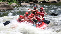 Viaje de rafting en el río Upper Pigeon, Great Smoky Mountains National Park, White Water Rafting