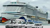 Private Arrival Transfer from Southampton Cruise Terminals to London