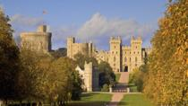 Private Port Transfer: Central London to Southampton Cruise Port Including Windsor Castle, London, ...