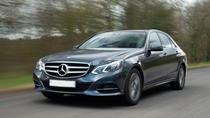 Private Sedan Arrival Transfer: Harwich Cruise Terminals to Heathrow Airport, London, Port ...