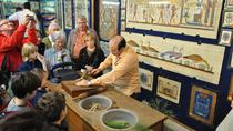Papyrus Manufacturing Tour and learn Papyrus making in Egypt, Cairo, Shopping Tours