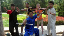 Small Group Tai Chi or Kung Fu Class plus Calligraphy Learning in Beijing, Beijing, Martial Arts ...