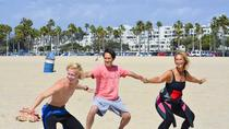 Venice Beach Private Surf Lesson, Santa Monica, Bus & Minivan Tours