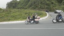 Hai Van Pass and Monkey Mountain by Harley Davidson Motorbiking including Beach BBQ, Da Nang,...
