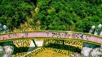 Private Car To Golden Bridge and Back to Da Nang or Hoi An City, Hoi An, Airport & Ground Transfers