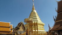 Doi Suthep Temple and Hmong Tribe Village (Doi Pui) Half Day Tour Small-Group, Chiang Mai, Cultural...
