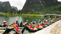 Private Tour: Hoa Lu - Trang An Grottoes full day Excursion, Hanoi, Private Sightseeing Tours