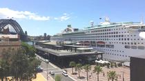 Shuttle Transfer from Cruise Ship Terminal at Circular Quay to Sydney Airport, Sydney, Airport &...