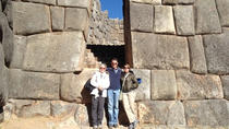 Private Cusco City Tour Including Main Archaeological Sites, クスコ