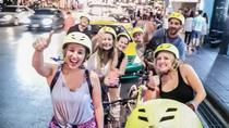 Small-Group Bangkok Night Bike Tour Including Food Tasting, Bangkok, Bike & Mountain Bike Tours