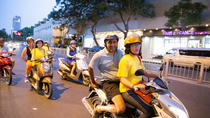 Night Saigon Street Food Tour of Ho Chi Minh City by Bike, Ho Chi Minh City