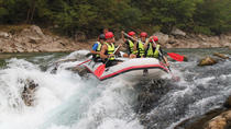 Rafting on the Neretva River, Sarajevo