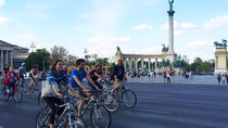 Bicycle Budapest 4-hour Private Excursion with a Historian, Budapest, Private Sightseeing Tours