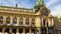 Spaziergang zu Jugendstil- und Kubismus-Architektur in Prag, Prague, Walking Tours