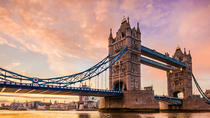 London Tour and a River Cruise, London, Hop-on Hop-off Tours