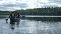 Half-Day Wilderness Canoeing Adventure in Nuuksio National Park from Helsinki, Helsinki