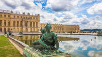 Versailles 4-hour Private Guided Tour with Hotel Pickup, ベルサイユ