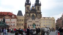 Prague Half-Day City Tour Including Vltava River Cruise, Prague