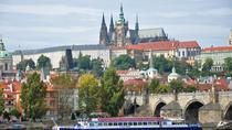 Prague Half-Day City Tour Including Vltava River Cruise, Prague, Beer & Brewery Tours