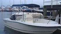 21' Center Console Boat Rental in Riviera Beach Marina, West Palm Beach, Boat Rental
