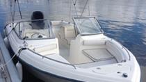 21' Dual Console Boat Rental in Riviera Beach Marina, West Palm Beach, Boat Rental