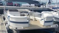 Pontoon Rental in Riviera Beach Marina, West Palm Beach, Boat Rental