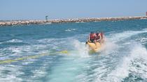 Passeio de banana boat saindo de Vilamoura, Faro, Other Water Sports