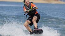 Wakeboard or Waterski from Albufeira, Faro, Waterskiing & Jetskiing