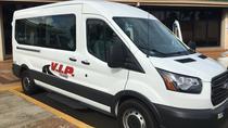 Shared Shuttle DEPARTURE Transfer: Kauai Hotels to Kauai International Airport, Kauai, Airport &...