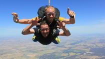 Nagambie 14,000ft or 15000ft Tandem Skydive, Victoria, Adrenaline & Extreme