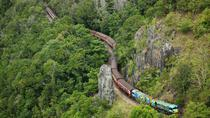 Cairns 4WD Waterfall and Rainforest Tour Including Kuranda Scenic Railway or Skyrail Rainforest ...