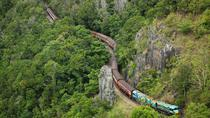 Cairns 4WD Waterfall and Rainforest Tour Including Kuranda- Skyrail or Kuranda Scenic Train, Cairns ...