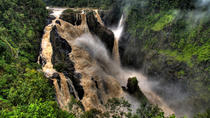 Cairns Shore Excursion: Barron Gorge National Park and Kuranda National Park Waterfall and ...