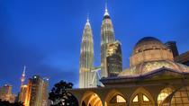 Full-Day Kuala Lumpur City Tour including Petronas Towers and Batu Caves, Kuala Lumpur, City Tours