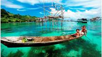 Gayang Trails Fishing Village Crab Catching and Batik Painting from Kota Kinabalu, Kota Kinabalu, ...