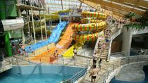 Aquapalace Prague Half-Day Admission Ticket Including Round-Trip Transfer, Prague, Water Parks
