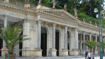 Moser Glassworks and Jan Becher Museum and Karlovy Vary Private Tour from Prague, Prague, Private ...