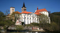 Private Day Tour from Prague: Sazava Monastery and Cesky Sternberk Castle and Chateau Zleby and ...