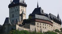 Private Tour: Castle Karlstejn and Kopeprusy Caves plus Twin Castles Zebrak and Tocnik From Prague, ...