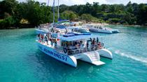 Jamaica Dunn's River Falls Party Cruise with Snorkeling, Ocho Rios, null