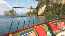 Phang Nga Bay Day Cruise from Khao Lak Including Buffet Lunch, Khao Lak, Day Cruises
