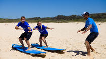 Lerne Surfen in Sydneys Maroubra Beach, Sydney