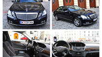 Privater luxuriöser Transfer in einer Mercedes E-Klasse ab Wien, Wien