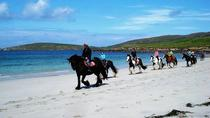 Half-Day Tour: Connemara Wild Atlantic Way Guided Beach Horseback Ride from Galway, Clifden, ...
